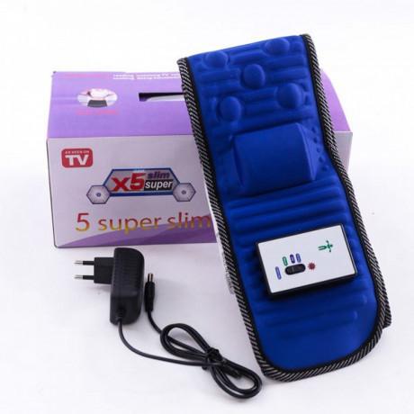 Centura pentru masaj corporal cu vibratii si tonifiere X5 Super Slim 3