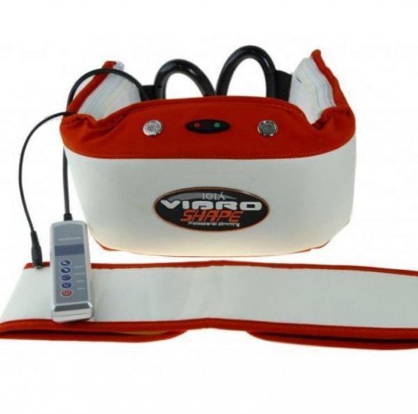 Centura vibromasaj abdomen Vibro Shape Slimming Belt 1