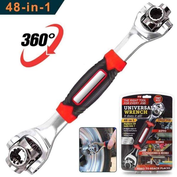 Cheie universala cu torx 48 in 1 Tiger Wrench [4]