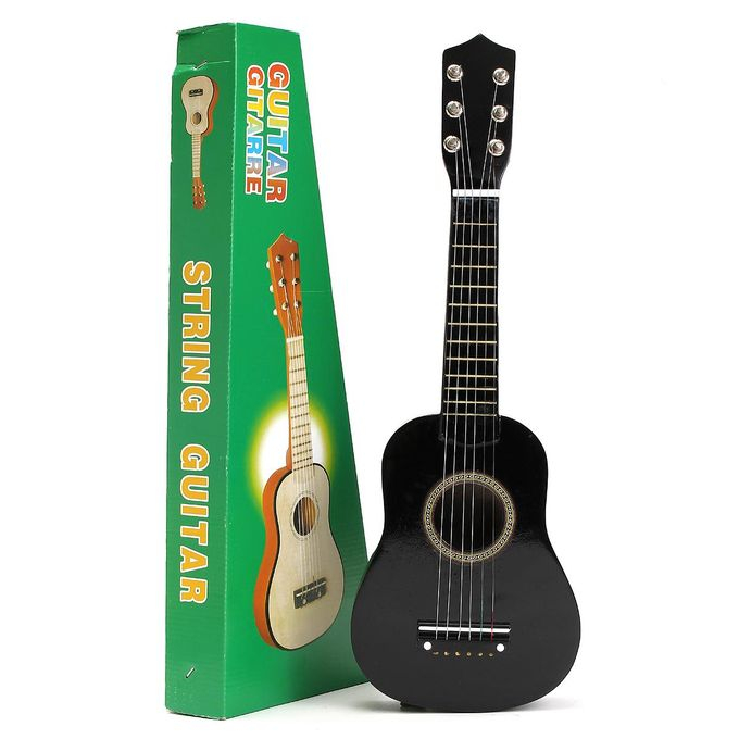 Chitara acustica mini pentru copii cu 6 corzi [1]