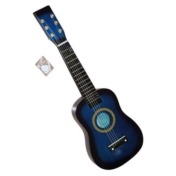 Chitara acustica mini pentru copii cu 6 corzi [2]