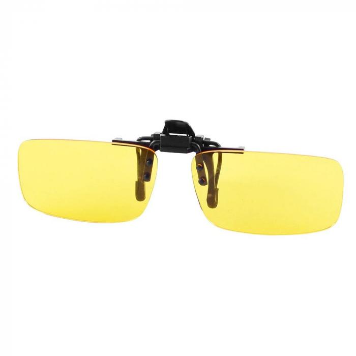 Clipsuri pentru ochelari Night View de condus noaptea sau pe timp de ceata [0]