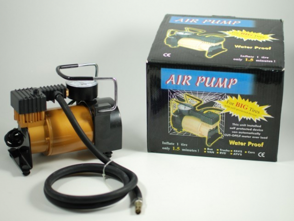 Compresor auto 12v profesional Water Proof 1