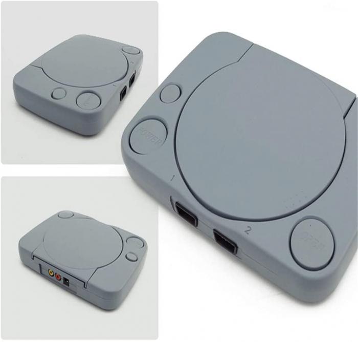 Consola de Jocuri Video Retro in memorie, cu 2 joystick-uri incluse, Jocurile Copilariei [7]