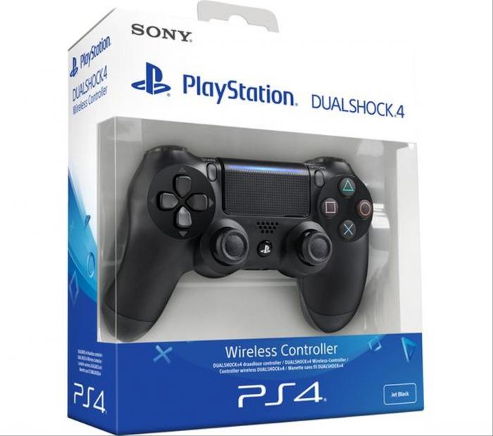 Controller PS4 Wireless Sony, Joystick PS4 DualShock compatibil cu Playstation 4 [5]