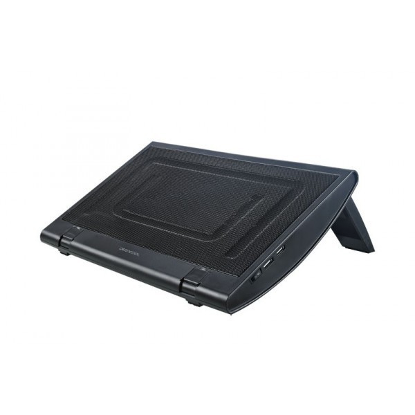 Cooler pentru laptop cu USB WindWheel Black TSL-688 1