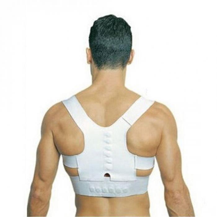 Corset magnetic pentru indreptarea spatelui si dureri spate, Sibote 2083 [1]