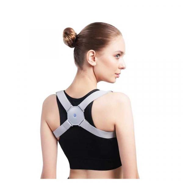 Corector de postura cu senzor inteligent si vibratii pentru spate drept 3