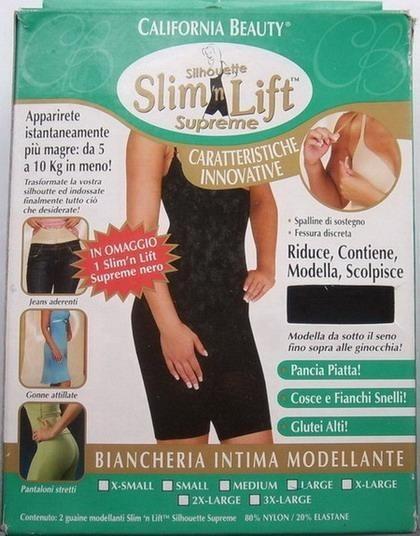 Corset Slim n Lift Supreme 0