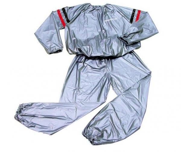 Costum cu efect de sauna pentru slabit Exercise Suit [1]