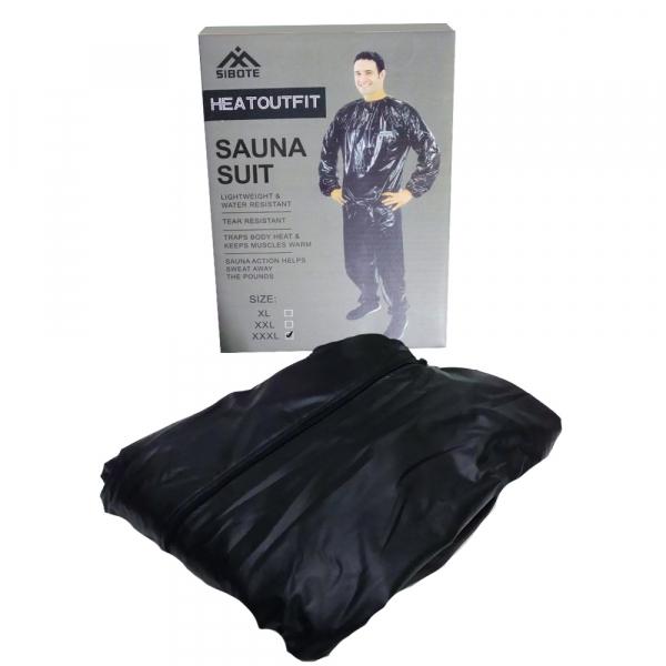 Costum pentru slabit tip sauna HeatOutfit 0