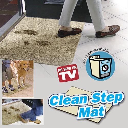 Covoras absorbant pentru interior Clean Step Mat 0