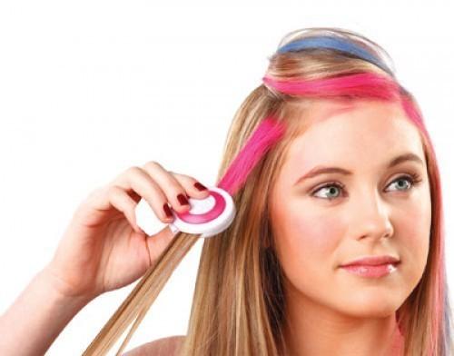 Creta colora pentru suvite colorate Hot Hair 1