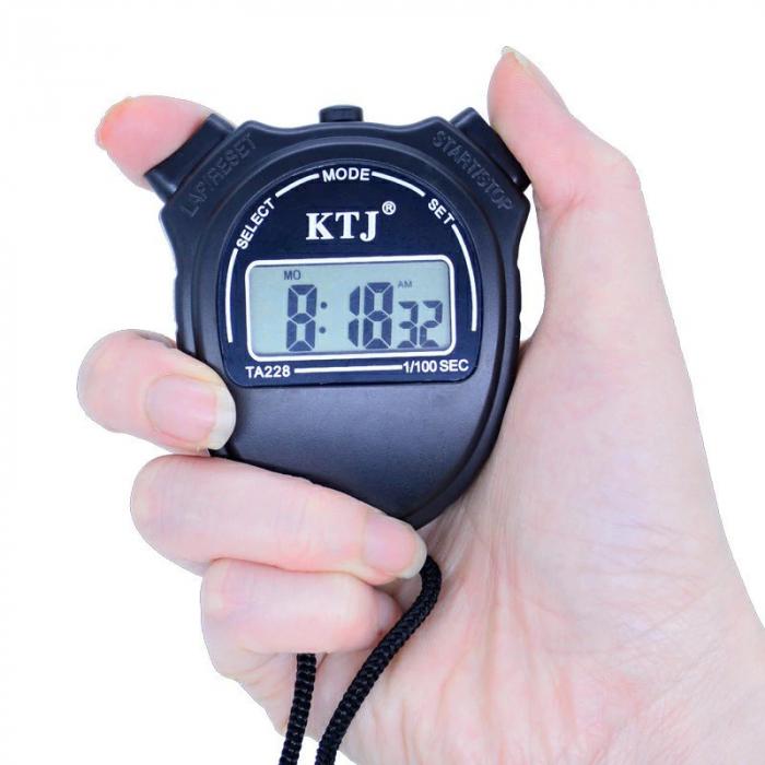 Cronometru electronic cu timer si alarma KTJ TA-228 [3]