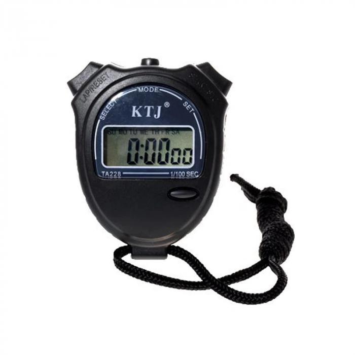 Cronometru electronic cu timer si alarma KTJ TA-228 [0]