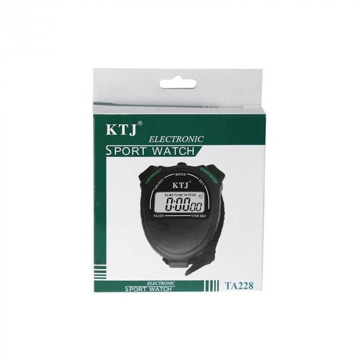 Cronometru electronic cu timer si alarma KTJ TA-228 [4]