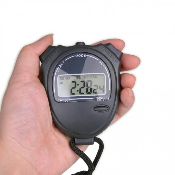Cronometru electronic cu timer si alarma KTJ TA-228 [1]