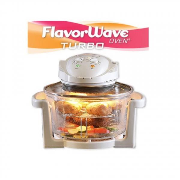Cuptor cu halogen si convectie FlavorWave Turbo Oven [3]