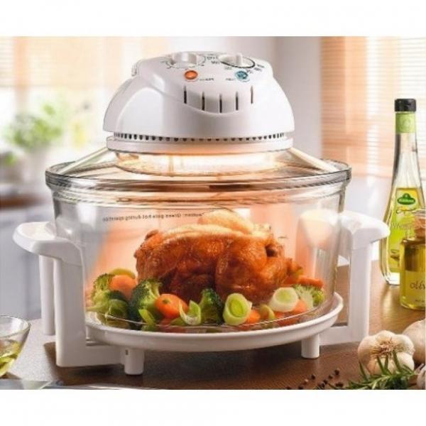 Cuptor cu halogen si convectie FlavorWave Turbo Oven [2]