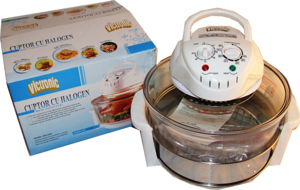 Cuptor electric cu halogen Victronic VC529 1