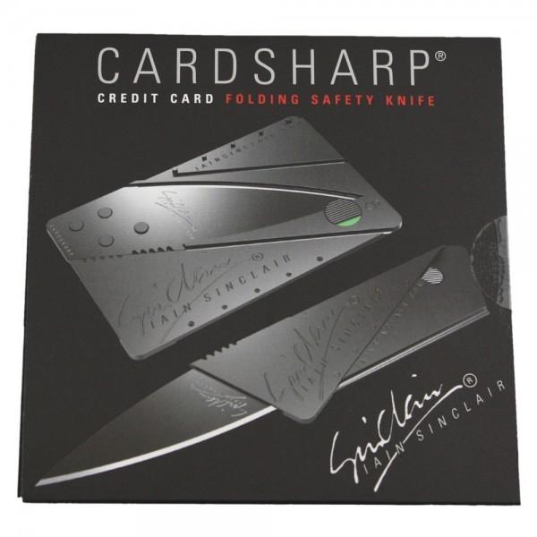 Cutit multifunctional de tip card CardSharp 0