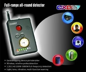 Detector de camere video ascunse CX007 1