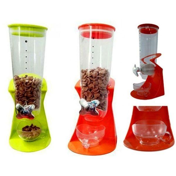 Dispenser pentru cereale simplu cu ceasca inclusa 0