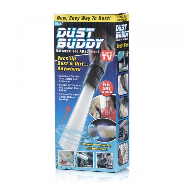 Dispozitiv universal de aspirare a prafului - Dust Buddy 0