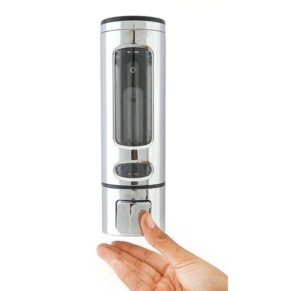 Dozator dezinfectant maini pentru sapun lichid de perete [0]