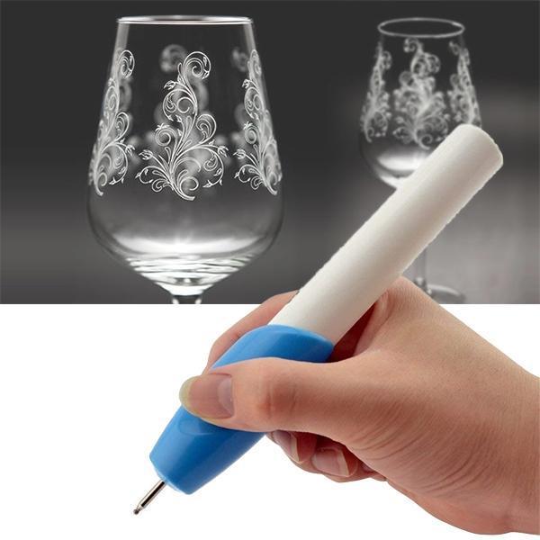 Creion electric pentru gravat in Lemn, Metal sau Sticla, Engrave-It [4]