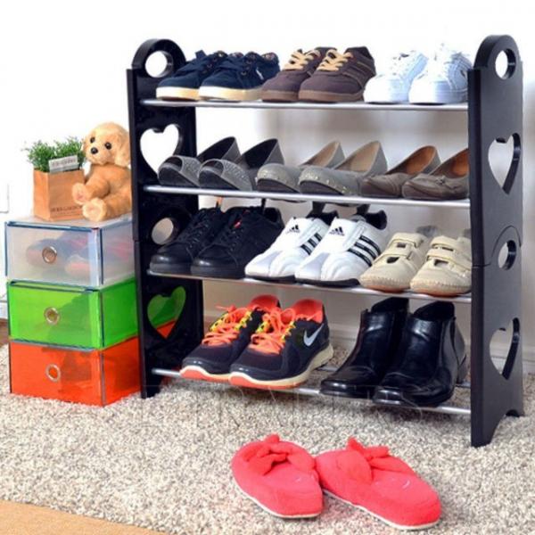 Etajera suport de incaltaminte Stackable Shoe Rack 0