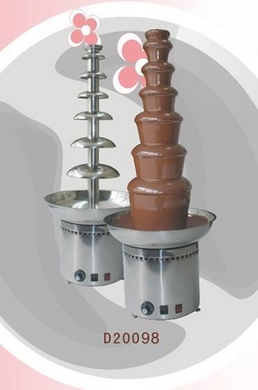 Fantana de ciocolata profesionala cu 7 etaje D20098 0