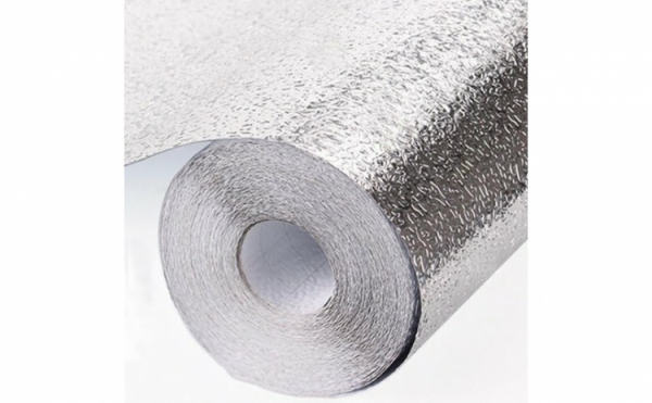 Folie adeziva din aluminiu pentru o bucatarie 60 x 300 cm [5]