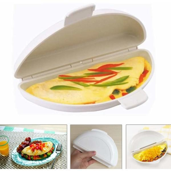 Forma pentru preparare omleta la microunde Perfect Omelet 1