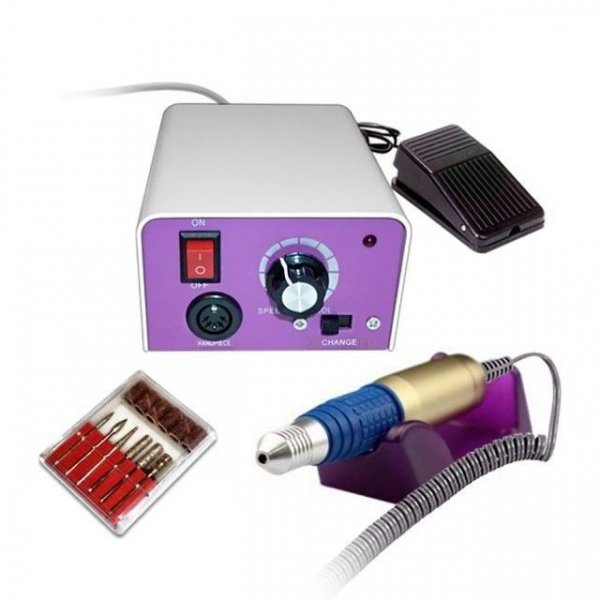 Freza electrica profesionala pentru manichiura Sina MM-25000 4