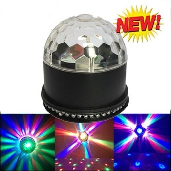 Joc de lumini disco LED Sun Magic Ball 0