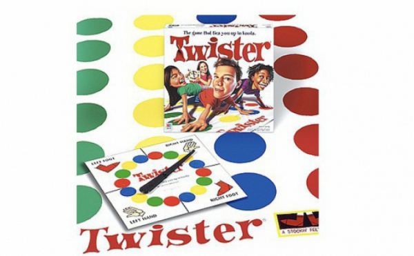 Joc de societate Twister 3