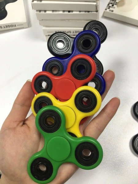 Jucarie Fidget Spinner 0