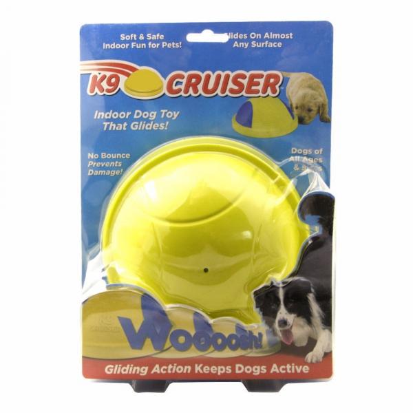 Jucarie pentru caini chitaitoare K9 Cruiser 1