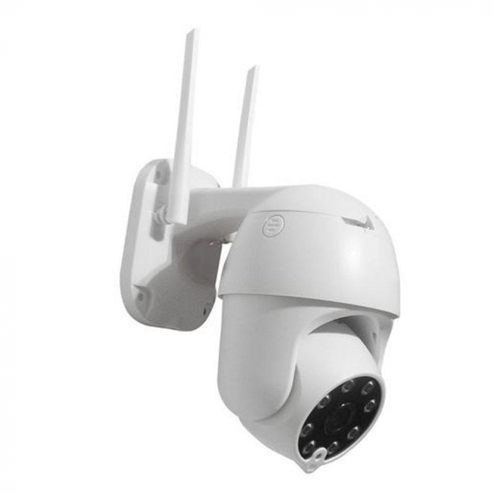 Camera de supraveghere video WIFI cu IP si 360 grade Jortan IPC 0