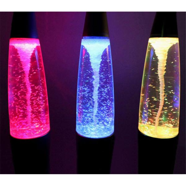Lampa decorativa cu efect de tornada pentru birou sau acasa 1