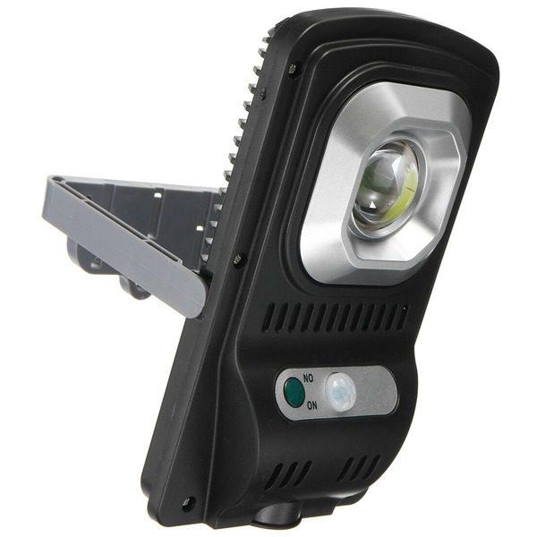 Lampa LED COB multifunctionala cu incarcare solara si portabila 0