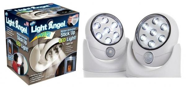 Lampa LED fara fir Light Angel, 360 grade, 4 x AA 1