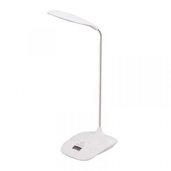 Lampa pentru birou cu ceas si control tactil Huian 0