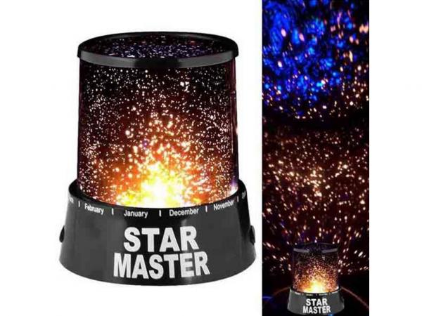 Lampa proiectie constelatie Star Beauty Master 0