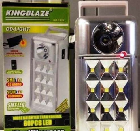 Lampa urgenta cu LED-uri SMT KINGBLAZE GD-1112 0