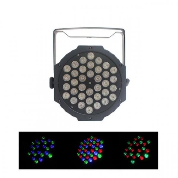 Led mini Flat Par Light LED RGB 36 x 1W 1