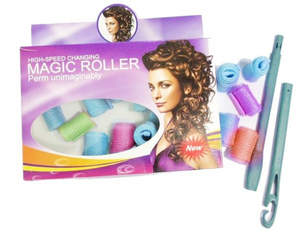 Magic Roller Kit coafare bucle 1