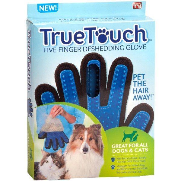 Manusa True Touch periat animale de companie 0
