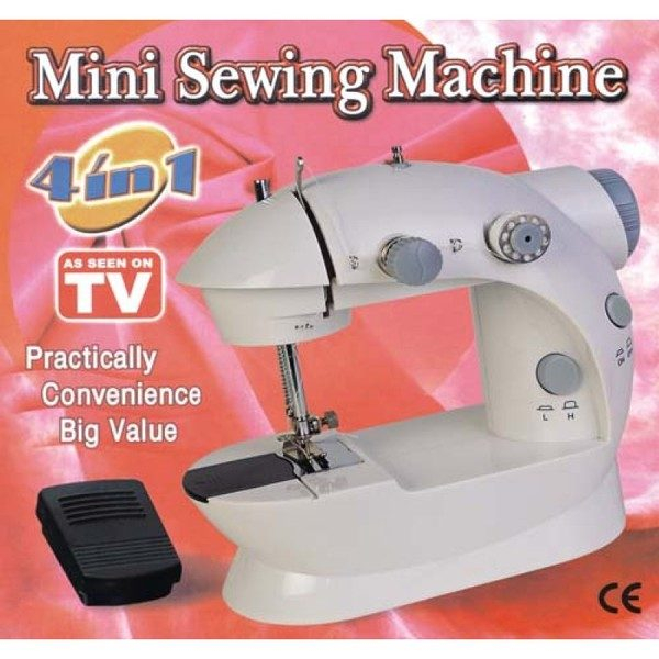 Masina de cusut 4 in 1 Mini Sewing Machine HY-201 0